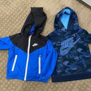 Nike Jacket Bundle